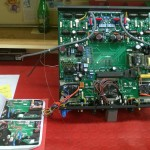S-200 Amplifier wiring assembly